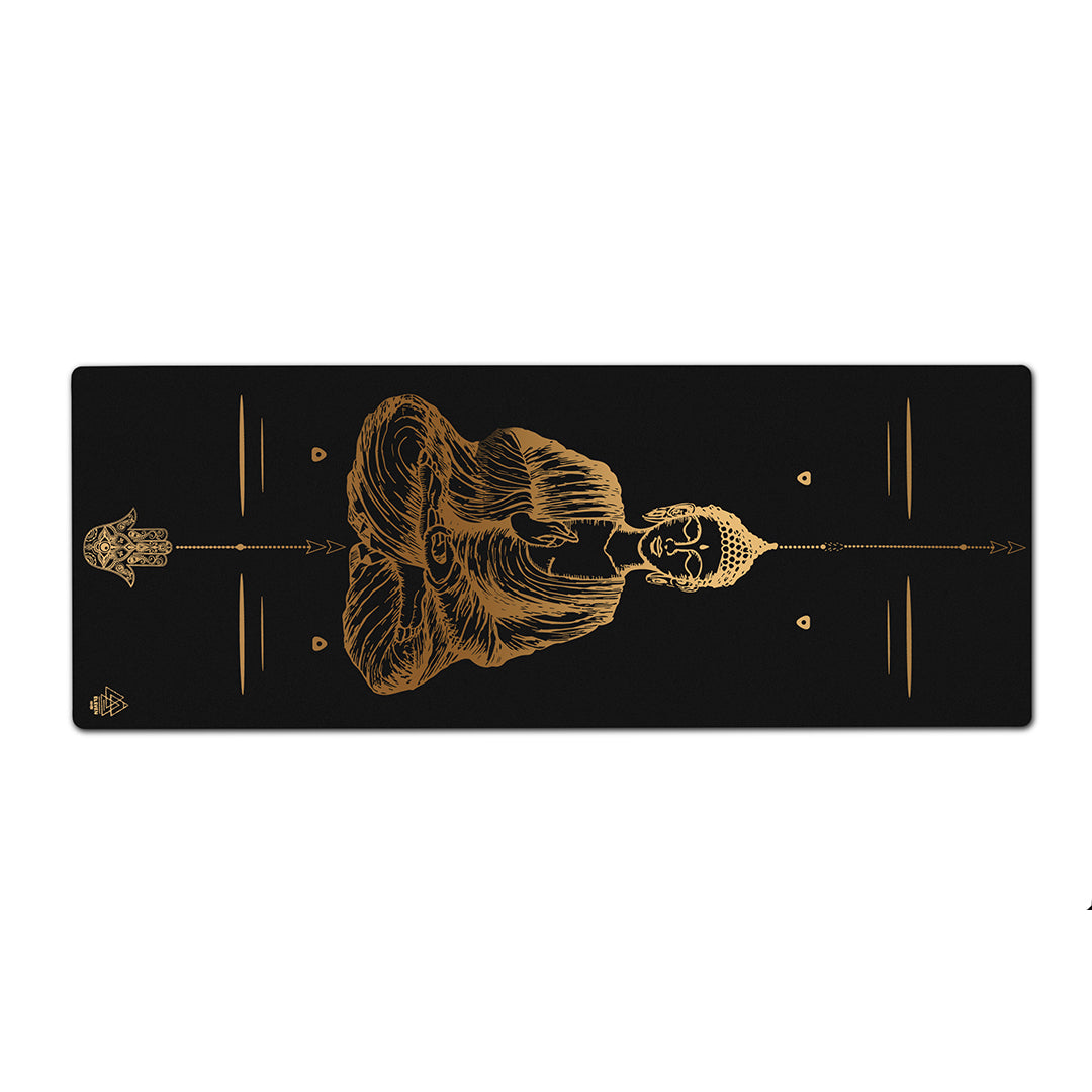 Yoga Mat Black with