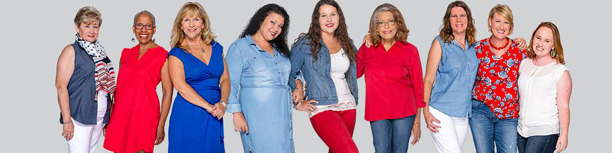 Women's Extra Wide Collection Banner