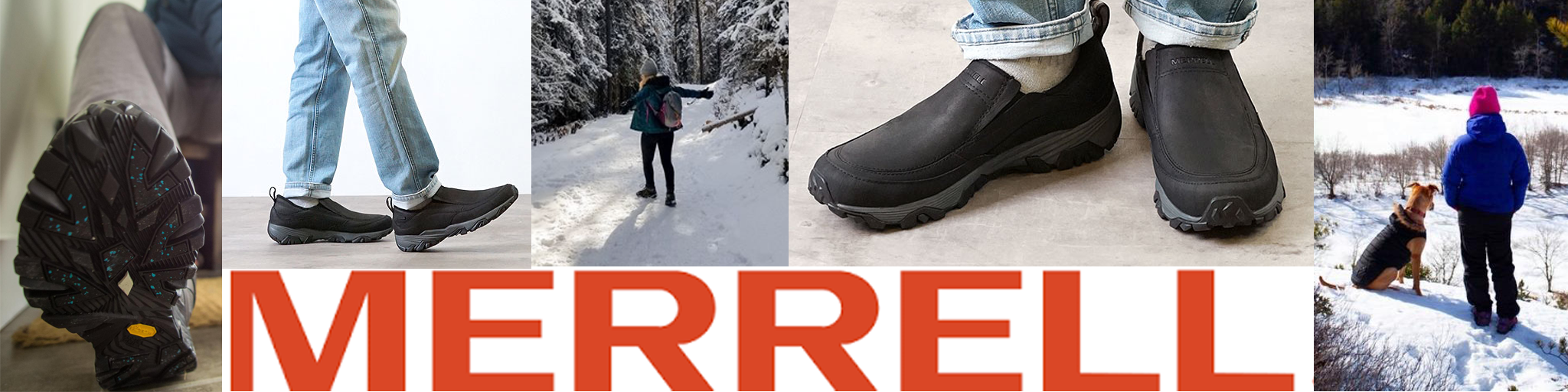 Merrell Collection Banner