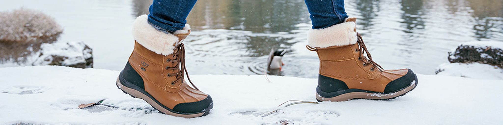Ugg Collection Banner