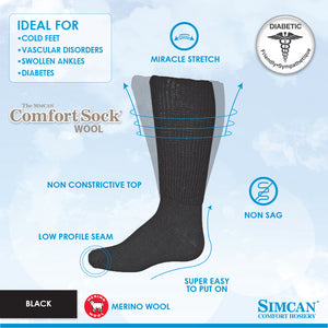 Simcan Comfort Wool