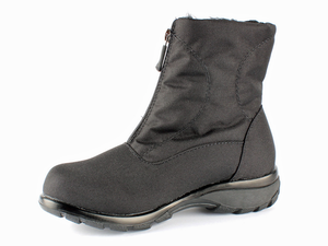 Extra toe room allows for hammer toes or orthotics.  An all purpose winter ladies boot.
