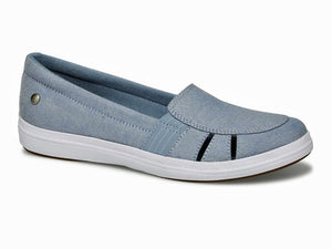 Janis Chambray Blue by GRASSHOPPERS