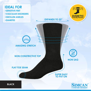 The Simcan Comfort Sock