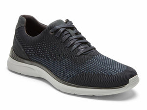 Total Motion Active Mesh Dress Blues by Rockport