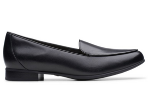 Classic lines, sleek look is what the Clarks loafer is all about.