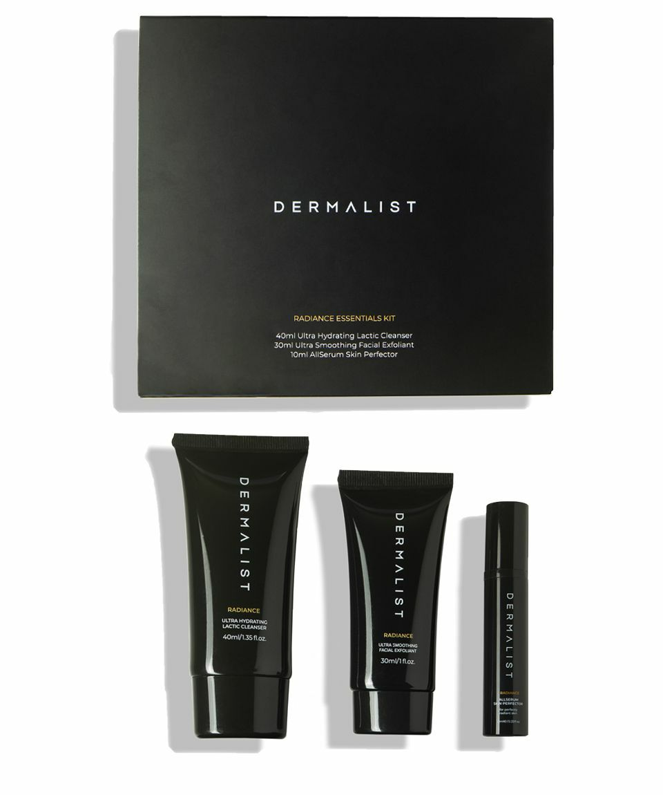 Dermalist Radiance Essentials Kit