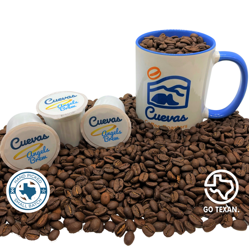 The Angel's Brew K-Cups comes from our Single Origin Tanzania Coffee Offering. We keep the roast level the same as the Whole Bean Coffee to bring you a well-rounded body and unique flavor profile for a smooth cup to start your morning!