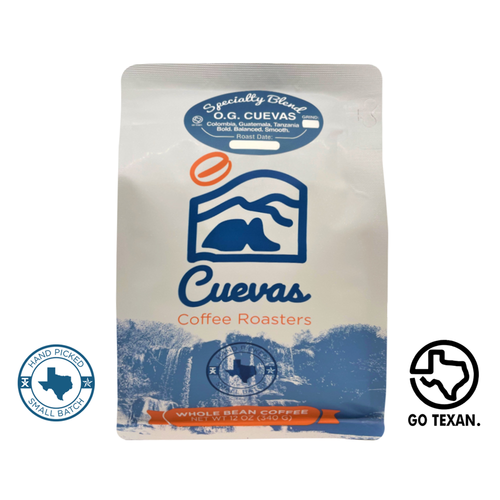 The O.G. Cuevas Blend pays homage to the