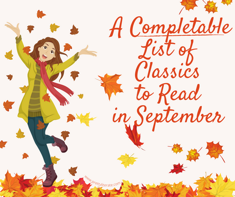 a completable list of classics to read in september