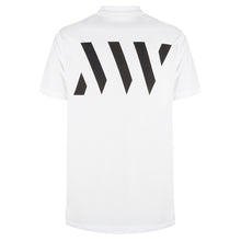 Load image into Gallery viewer, MAURICE WEST LOGO-PRINT T-SHIRT WHITE