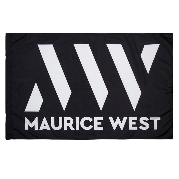 MAURICE WEST FESTIVAL FLAG