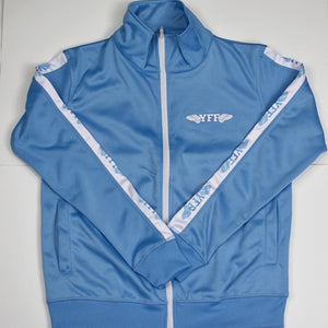 Ice Blue Adults YFF Tracksuit Top