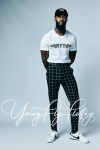YFF WHITE SHORT SLEEVE