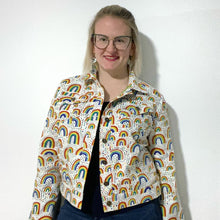 Load image into Gallery viewer, Rainbow Jacket