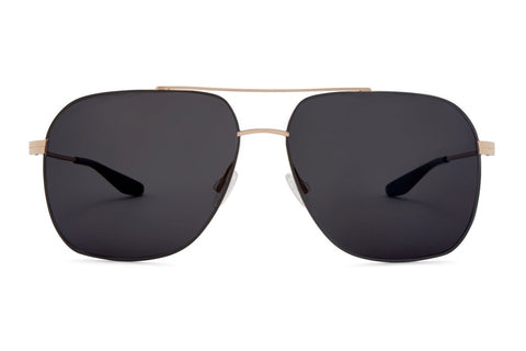 AERONAUT SUN-Black Satin / Gold / Noir