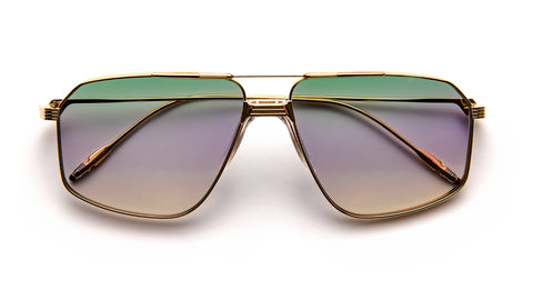 JAGGER-Cortina / Luster Gold / Turquoise