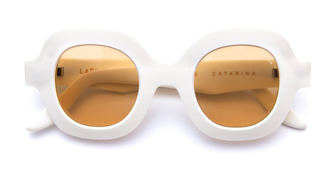 CATARINA-Natural White / Yellow