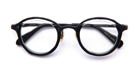 MONOCLE MM0055-01 Black / Black
