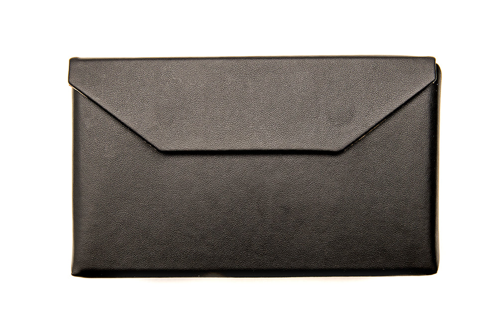 QUAD EYEWEAR CASE-Black / Palomino