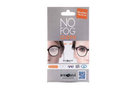 NO FOG ACCESSORY-No Fog Cloth