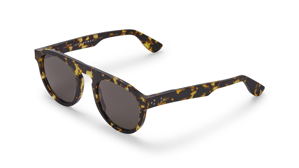 MODERN AVIATOR 01-Yellow Tortoise