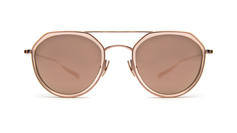 DIBERGI-Antique Rose / Rose Gold / Double Mirror Rose Polarized