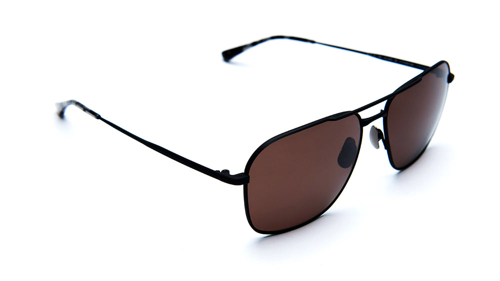 LELAND-Black Sand / Deep Brown / Polarized