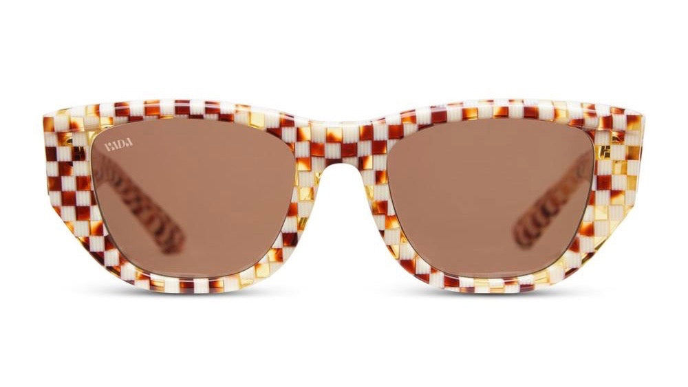 KAUBOI-Checker 2-Tone / Bronze
