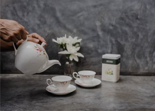 5 Types of Teas That Let You Enjoy 'Me' Time If You Are In Love with Tea