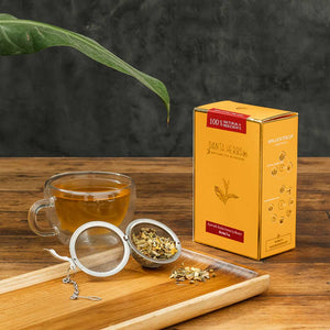 Buy Ayurvedic Kahda Immunity Booster Herbal Tea - Loose Tea