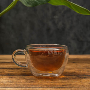 Boro Double Wall Tea Cup