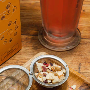 Apple Cinnamon Iced Tea - 100 G Loose Tea