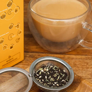 Bombay Cutting Masala Chai - 100 G Loose Tea