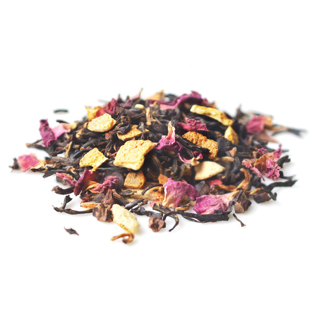 Chocolate Orange Black Tea Online- Loose Tea