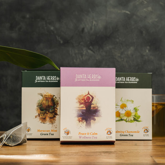 Calming Sleep Teabag Variety Pack