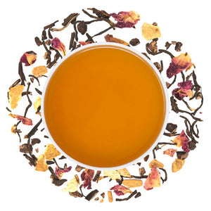 Chocolate Orange Black Tea - Danta Herbs, Black Tea - tea