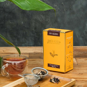 Chocolate Earl Grey Black Tea - 100 G Loose Tea