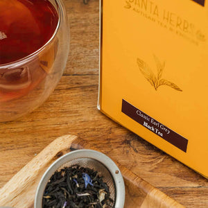 Classic Earl Grey Black Tea - 100 G Loose Tea
