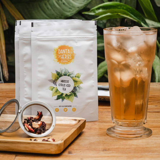 Cold Infusion Iced Tea Sampler kit