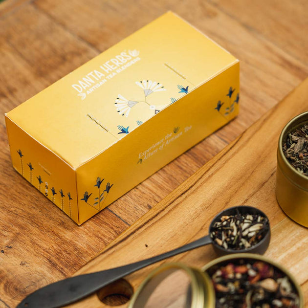 DEUX - Signature Herbs Gift Box