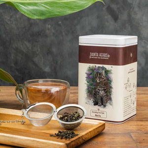 Darjeeling First Flush Black Tea - 100 G Tin Caddy
