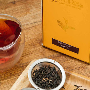 English Breakfast Black Tea - Loose Tea