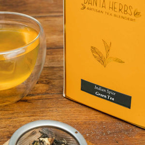 Indian Spice Green Tea