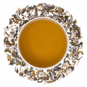 Exotic Lavender Green Tea - Danta Herbs, Green Tea - tea