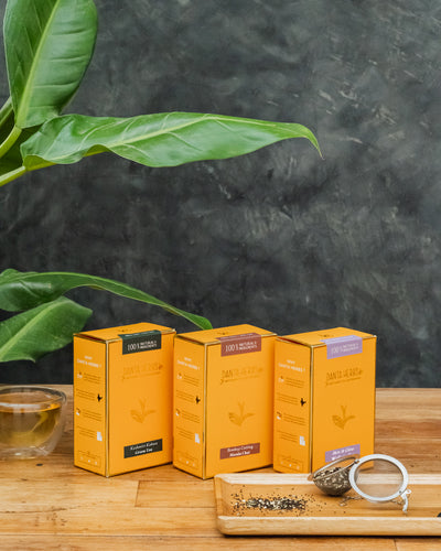 Fan Favourite Variety Pack - Danta Herbs Tea