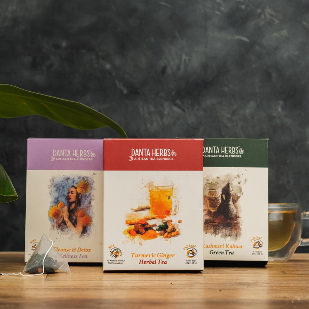 Full Body Detox Teabag Variety Pack