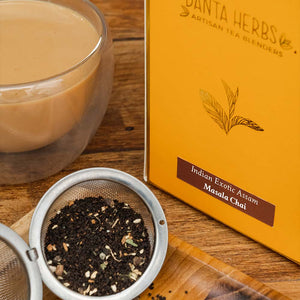 Indian Exotic Assam Masala Chai