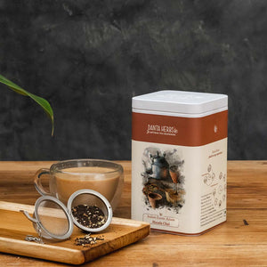 Indian Exotic Assam Masala Chai - Tin Caddy