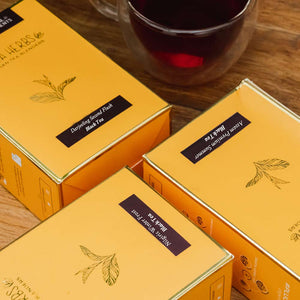 Buy Indian Silk Route Black Tea Variety Pack